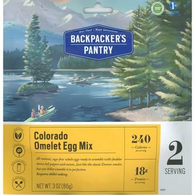 Colorado Omelet 2 Serve