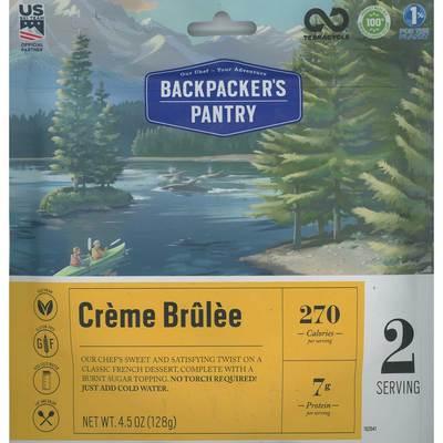 Creme Brulee 2 Serve