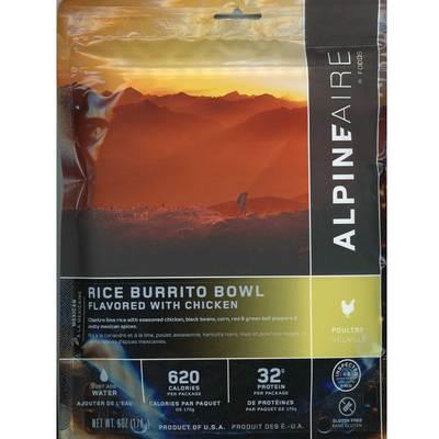 Rice Burrito Bowl With Chicken