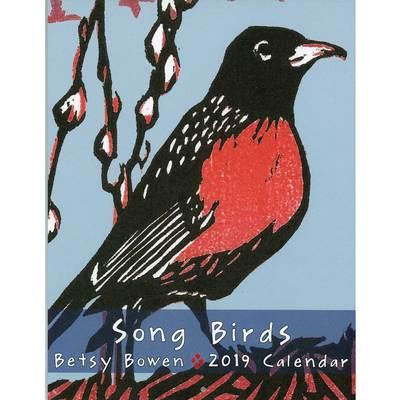 Betsy Bowen 2019 Calendar