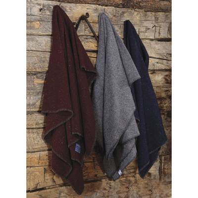 Wool Utility Blanket/Throw