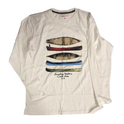 Canoe Guru Long Sleeve Tee Shirt