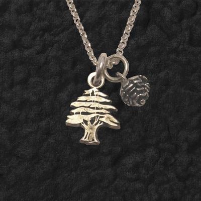 Pine Forest Charm Pendant