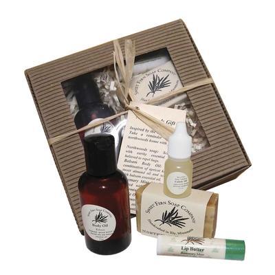 Sweet Fern Northwoods Gift Set