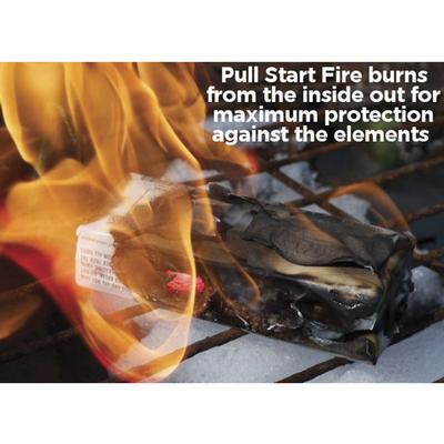 Pull Start Fire Starter Blocks