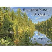 Boundary Waters Quetico 2020 Calendar