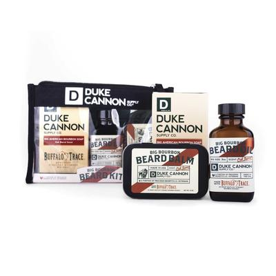 Duke Cannon Big Bourbon Beard Kit
