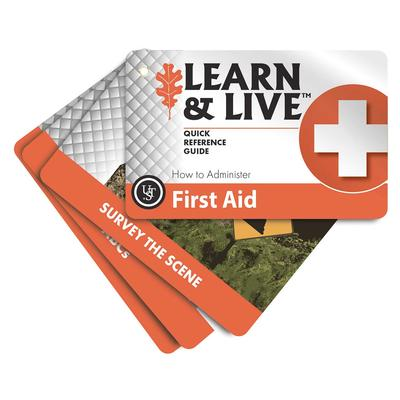 Live & Learn-First Aid