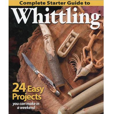 Complete Starter Guide To Whittling