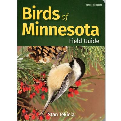 Birds of Minnesota: Field Guide