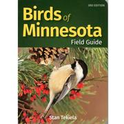 Birds Of Minnesota : Field Guide