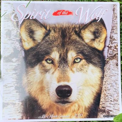 Spirit Of The Wolf Wall 2020