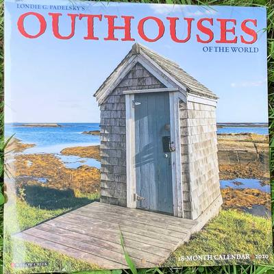 Outhouses Wall 2020 Calendar