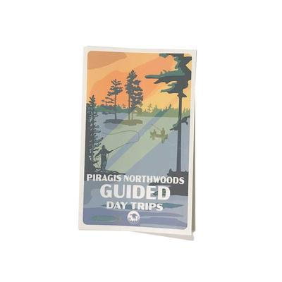 Guided Day Trips Sticker 3x5