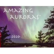 Amazing Auroras 2020 Wall Calendar