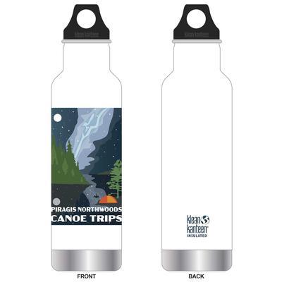 Piragis Night Scene Kleen Kanteen 20oz Water Bottle