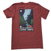 Night Sky Scene Piragis Tee Shirt