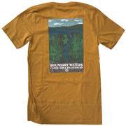 Bwcaw Boundary Waters Art Piragis Tee Shirt