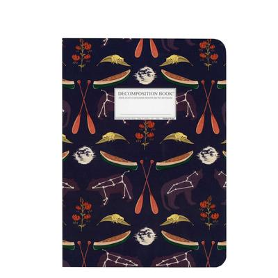 Big Bear Recycled Notebook