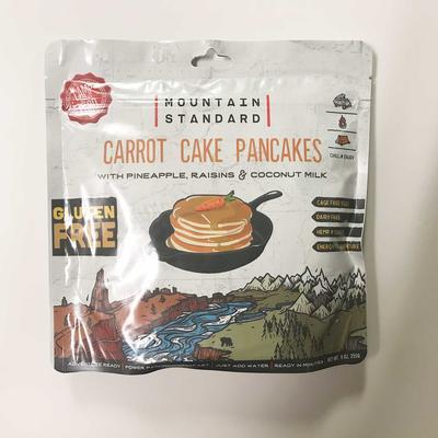 Mountain Standard Carrot Cake Pancakes