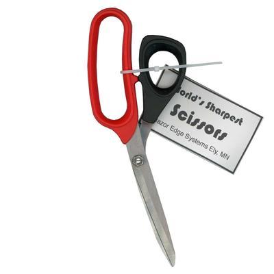 The World's Sharpest Scissors