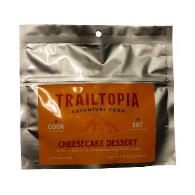 Trailtopia Cheesecake Chocolate Strawberry