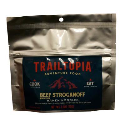 Trailtopia Ramen Noodles - Beef Flavored Stroganoff
