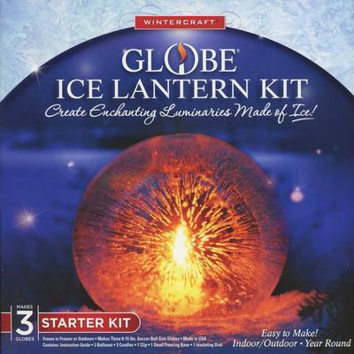 Globe Lantern Ice Kit