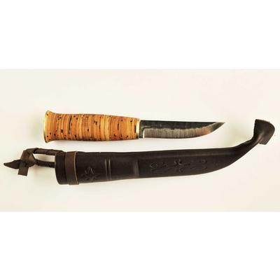 Kellam Wildwood Knife