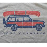 Jeep Portaging Canoe Tee