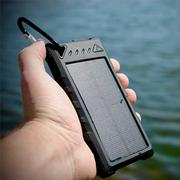 Revel Gear Day Tripper Solar Battery And Light