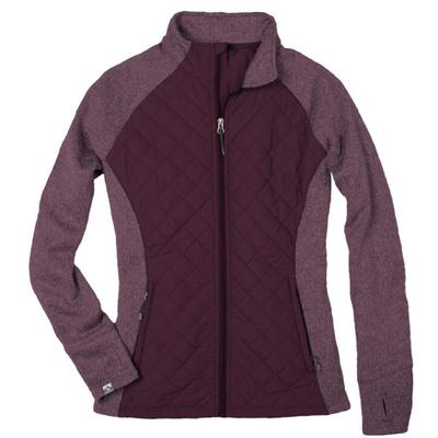 Quilted Hybrid Jacket Women