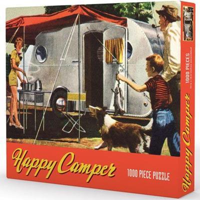 Happy Camper 1000 Piece Puzzle