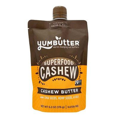 Superfood Cashew Yumbutter