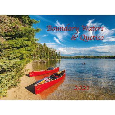 2021 Boundary Waters Quetico Calendar