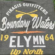 Piragis Outfitters Up North T Shirt