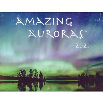 Amazing Auroras 2021 Wall Calendar