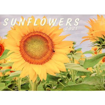 Sunflowers 2021 Wall Calendar
