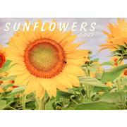 Sunflowers 2021 Wall Calendar
