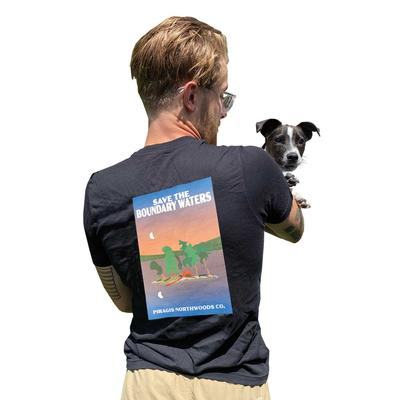 Save The Boundary Waters Tee Shirt