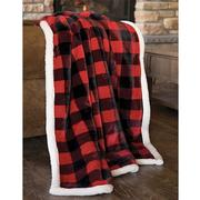 Lumberjack Plaid Throw