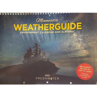 Minnesota Weatherguide 2021 Calendar