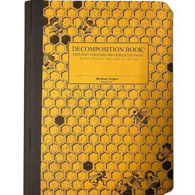 Decomposition Notebook Honeycomb
