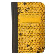 Decomposition Pocket Notebook Honeycomb