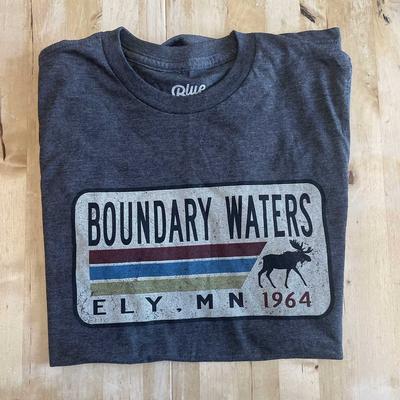Three Band Boundary Waters Moose