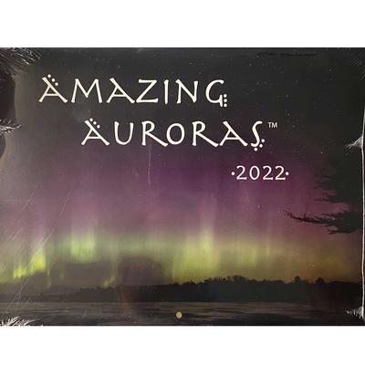 Amazing Auroras 2022 Calendar