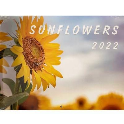 Sunflowers 2022 Calendar