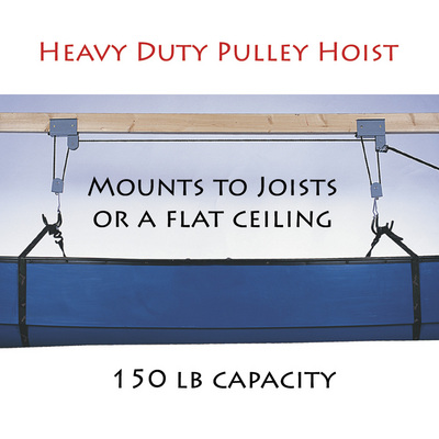 Heavy Duty Pulley Hoist