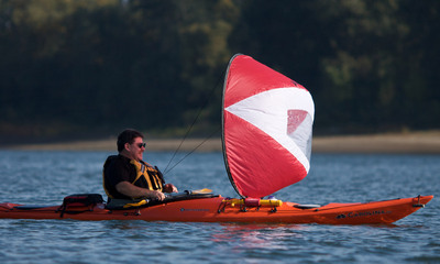 Adventure Windpaddle Sail