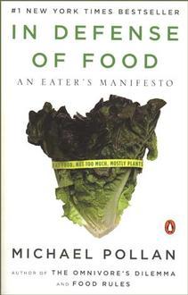 In Defense Of Food Pb
